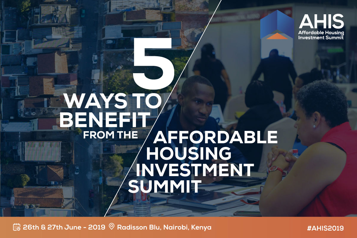5 Ways to Benefit from the Affordable Housing Investment Summit